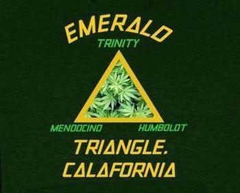 Emerald Triangle California